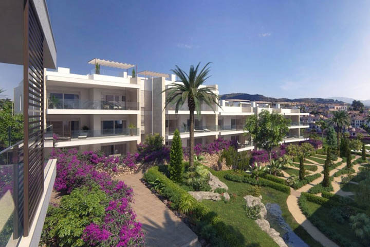 Luxury apartments for sale in Palma de Mallorca, Spain